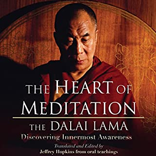 The Heart of Meditation cover art