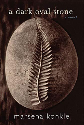 A Dark Oval Stone