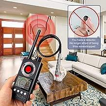 Anti Spy Detector, spy Camera Finder, Wireless Bug Hidden Camera Detector, Camera Finder for Wireless Audio Radio Frequency RF Detector,Upgraded Version