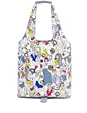 TOUS Shopping Plegable Tribe Multicolor-Lila