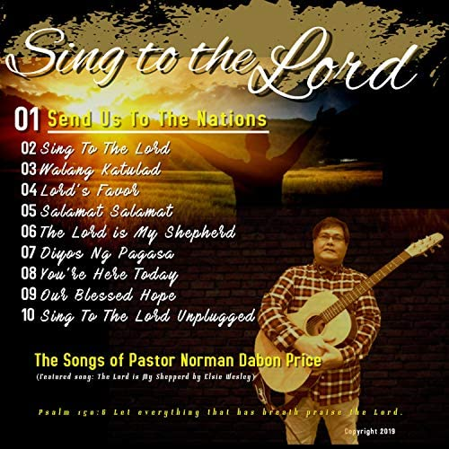The Songs of Norman Price