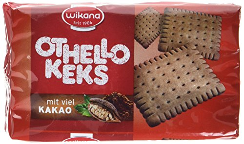 Wikana Othello Keks, 24er Pack (24 x 200 g)