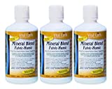 Mineral Blend Fulvic-Humic - Vegan Liquid Ionic Trace Mineral Multimineral Supplement - Almost Tasteless - Whole Food Plant-Based Ionic Minerals by Vital Earth Minerals (3)