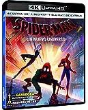 Spider-Man: Un Nuevo Universo (4K UHD + BD + BD Extras) [Blu-ray]...