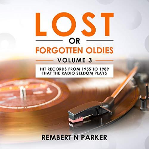Lost or Forgotten Oldies, Volume 3 Titelbild