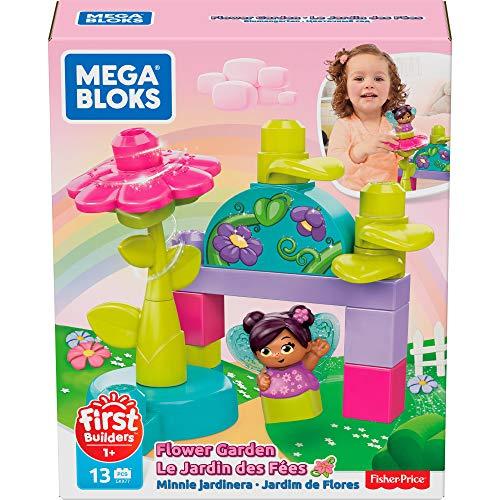 Mega Bloks set bloques construcción hadas