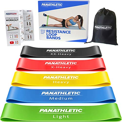 Panathletic Bandas Elasticas Fitness, Set de...