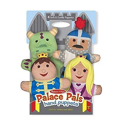 Melissa & Doug Pals Hand Puppets