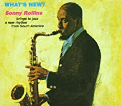 What's New?: Brings To Jazz A New Rhythm From South America By Sonny Rollins (2001-04-07)