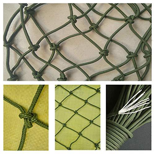 KLEDDP Hand-woven Safety Net, Outdoor Climbing Net, Net Outdoor Hammock Swing Child safety net (Size : 1x8m)