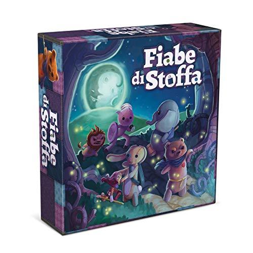 Asmodee - Fiabe di Stoffa, Gioco da Tavolo, Edizione in Italiano, 9755