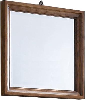 AICA SANITARIOS 50x70cm Tallas Grandes Espejo led baño Rectangular Espejos de Pared con desempañador, Interruptor de Sensor táctil: Amazon.es: Hogar