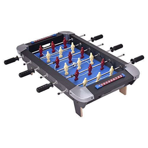 Giantex 28' Foosball Table Set Soccer Competition Tabletop...