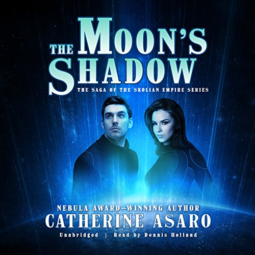 The Moon's Shadow audiobook cover art