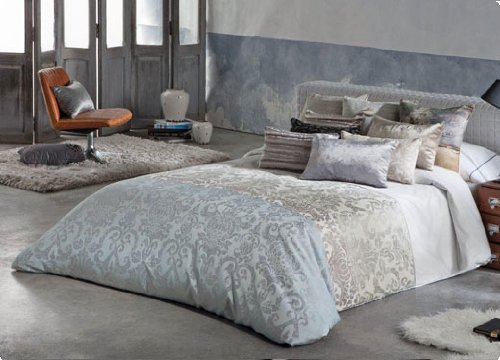 Funda nórdica bianca antilo gris cama de 135