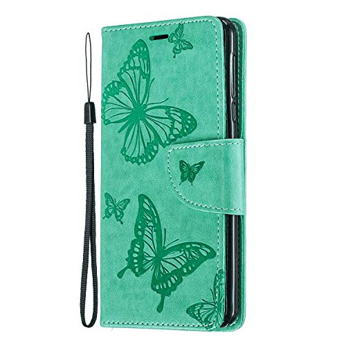 Save %7 Now! Flip Case for Huawei P30, Leather Cover Business Gifts Wallet with Extra Waterproof Und...