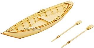 Desktop Wooden Model Kit Wooden Dory Boat / YG022 by Young Modeler