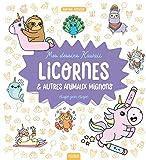 Mes dessins kawaii : Licornes et autres animaux mignons (Mes dessins pas à pas)