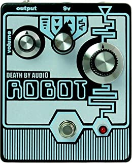 Death by Audio Robot 8-Bit Transposer and Fuzz Effects Pedal