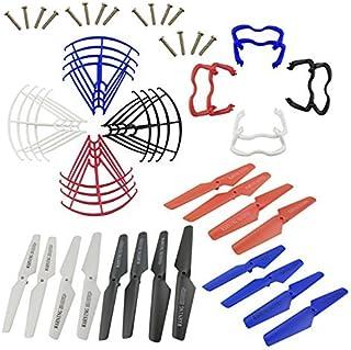 Fytoo 4 Colores Protección Principal de hélices&Hé