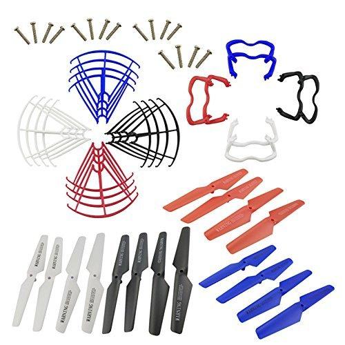 Fytoo 4 Colores Protección Principal hélices&Hélices