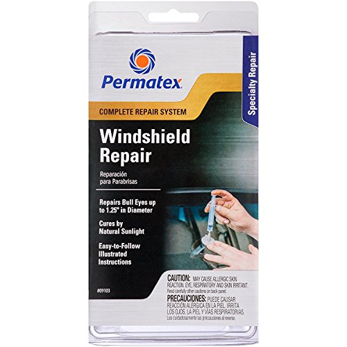 Permatex 09103-6PK Windshield Repair Kit (Pack of 6)