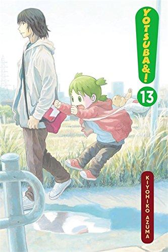 Yotsuba&!, Vol. 13 [English]