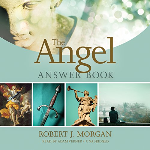 The Angel Answer Book audiobook cover art