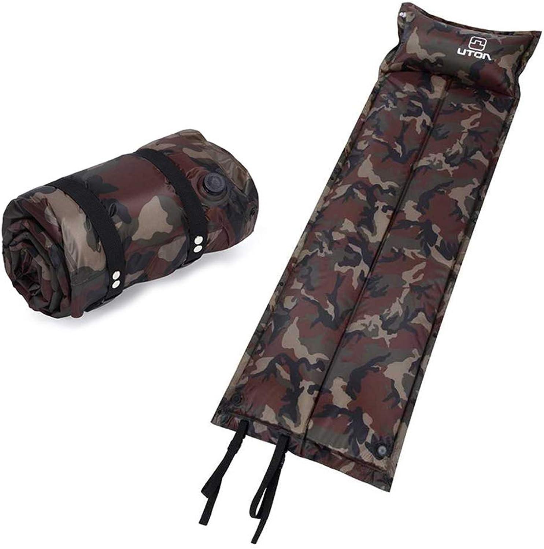 LSWGG Aufblasbare Aufblasbare Aufblasbare Schlafmatte von Camping Matratze und aufblasbare Rollmatte - kompakt und feuchtigkeitsfest - für Wandern, Backpacking, Hängematte, Zelt B07M6YWKWZ  Haltbar d6033b