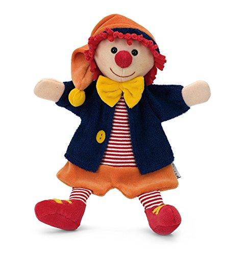 Sterntaler 36958 Handpuppe Clown, 30 x 23 x 10 cm, Bunt