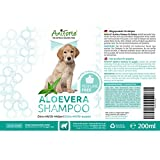 AniForte Aloe Vera Shampoo mild 400 ml Hundeshampoo parfümfrei- Naturprodukt für Welpen - 2