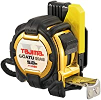 タジマ(Tajima) コンベックス 剛厚テープ5m×25mm 剛厚セフコンベG3ゴールドロックマグ爪25 GASFG3GLM2550BL