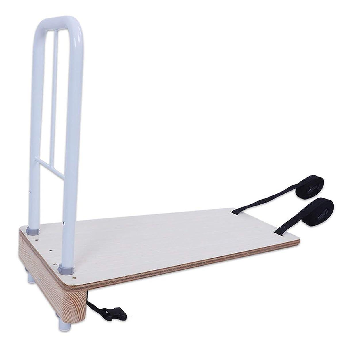 WCX ポータブルシニアバリア スチールチューブベッド落下防止レール 障害者用ベッド手すり,広いベッド1.5メートル用 (Size : 60x37.45x31.5cm)