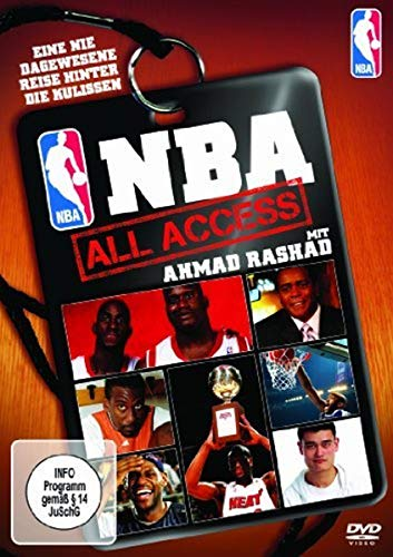 NBA - All Access mit Ahmad Rashad (OmU)