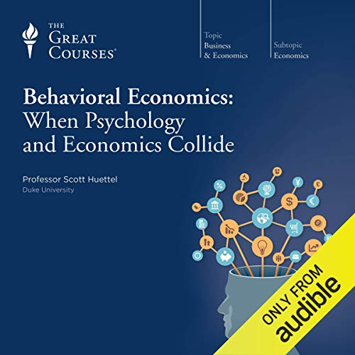 Couverture de Behavioral Economics