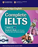 Complete IELTS Bands 4–5 Student's Book with Answers with CD-ROM (Copertina flessibile)