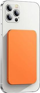 TWDYC Pd 20 w magnetisk powerbank 10 000 mah, 15 w trådlös snabbladdare, för magsäker bärbar extern batteri, kompatibel me...