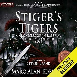 Stiger's Tigers cover art