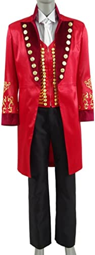 qingning Showman Uniform P.T Kostüm Mantel Hemd Cosplay Anzug