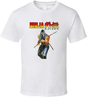 Ninja Gaiden NES Box Art Retro Video Game T Shirt