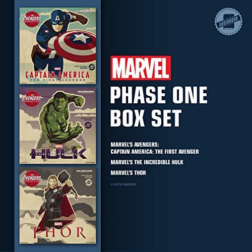 Marvel's Phase One Box Set: Marvel's Avengers Phase One: Captain America:...