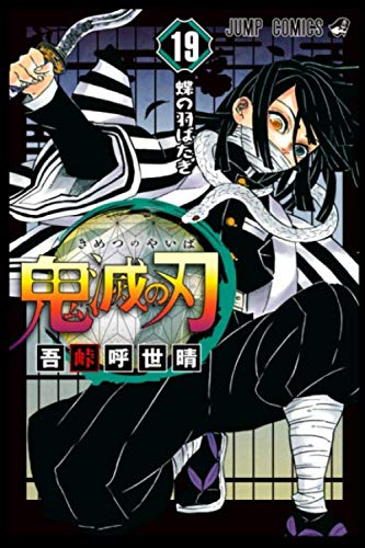 Demon Slayer 19: manga Demon Slayer: Kimetsu no Yaiba vol 1 to 19 Notebook japanese anime