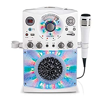 Singing Machine Karaoke Machine White  SML385UW