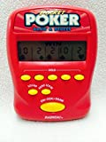 Draw and Deuces Pocket Poker Handheld Game (1997)