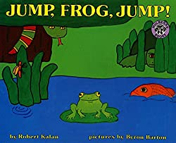 Jump, Frog, Jump! by Robert Kalan