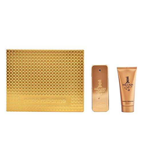 Price comparison product image Men's Perfume Set One Million Paco Rabanne (2 pcs)