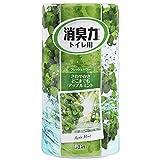 トイレの消臭力 消臭芳香剤 トイレ用 トイレ アップルミントの香り 400mlの写真