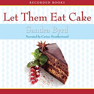 Let Them Eat Cake audiobook cover art