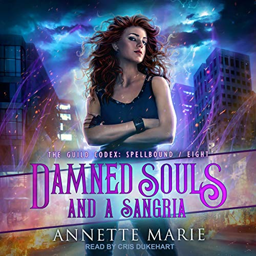 Damned Souls and a Sangria cover art