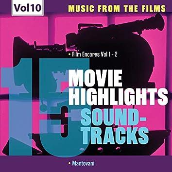 Movie Highlights Soundtracks, Vol. 10